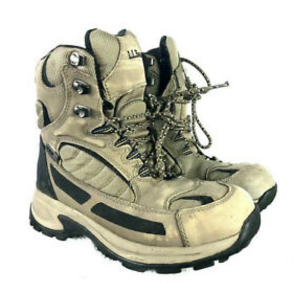 Ll Bean Tek 25 Hiking Boots